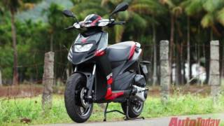 Top ten scooters in the year 2017..