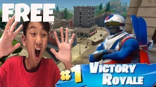 How To Get FREE ALPINE ACE KOREAN SKIN IN FORTNITE BATTLE ROYALE | PS4 + PC + XBOX