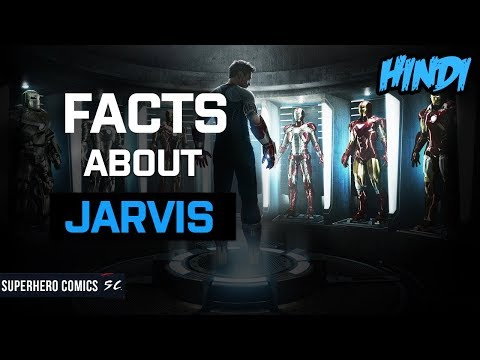 Facts about JARVIS that you should know | Iron Man's Interesting facts | Explained in Hindi