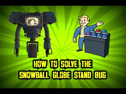 How to Solve the Snowball Globe Stand Bug in Fallout: New Vegas