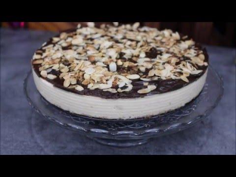 gâteau au flan et chocolat🍫🍪 حلوى الفلان والشكلاط