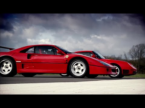 1980s Supercar Powertest | Top Gear | BBC
