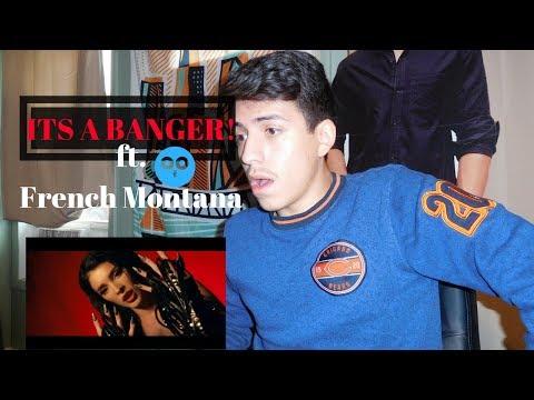 Era Istrefi ??- No I Love You's ft French Montana (Music Video) (Reaction)