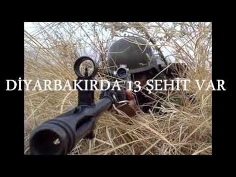 (SERSERİ  STAYLA) 13  ŞEHİT VAR  2012 ( DJ RAMO)  TERÖRÜ LANETLİYORUZ..
