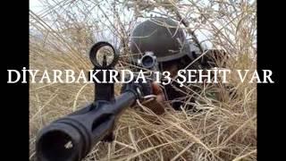 (SERSERİ  STAYLA) 13  ŞEHİT VAR  2012 ( DJ RAMO)  TERÖRÜ LANETLİYORUZ.. Resimi