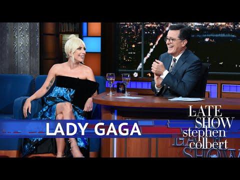 Lady Gaga: I've Always Liked To Shapeshift