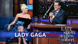Lady Gaga: I've Always Liked To Shapeshift