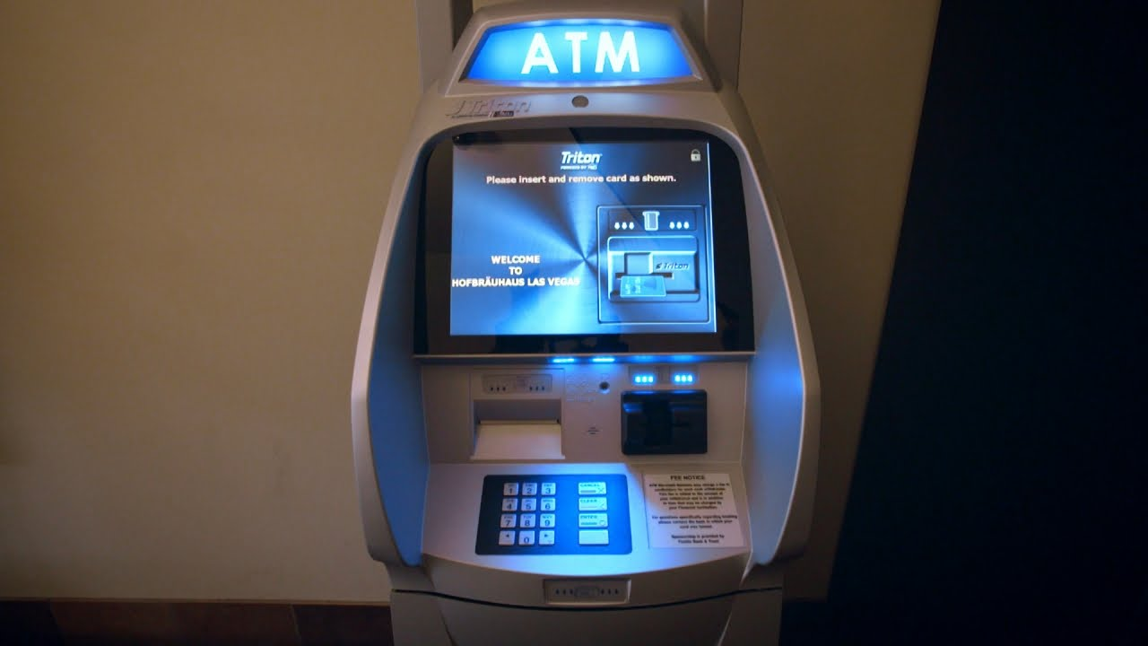Fort Knox in Box: How ATMs Work