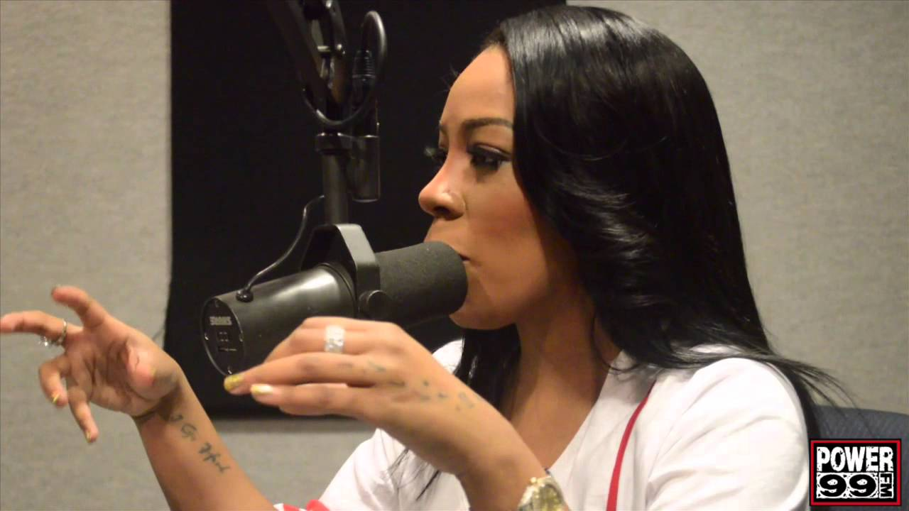K Michelle And Meek Mill Power99 Philly's Mutha...