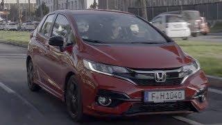 2018 Honda Jazz - Driving, Exterior & Interior Footage (EU Spec)
