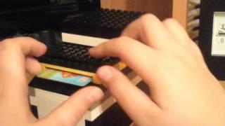 Как сделать карточный лего сейф