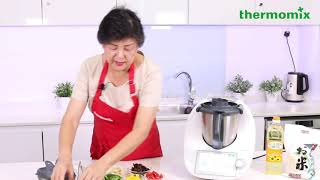 Thermomix® Singapore - Cooking show with Thermomix® guru, Sew Chin