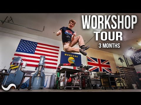 MY USA SHOP TOUR, 3 Months in!!!!