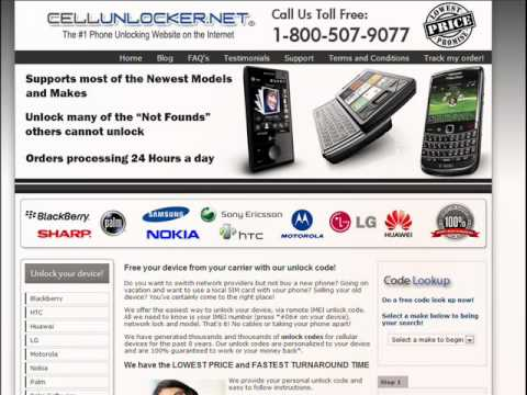 UNLOCK NOKIA N86 - How to Unlock Nokia N86 from Rogers by Unlock Code