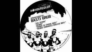 Basti Grub - Negro (Original)
