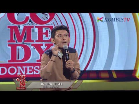Indra Jegel: Peramal Tukang Bohong (SUCI 6 Show 3)