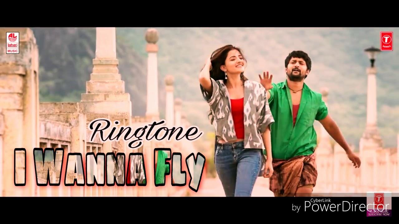 i wanna fly - new telugu song ringtone - film - ( krishnrjuna yudham