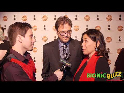 Michael Giacchino & Germaine Franco Interview at Annie Awards 2018
