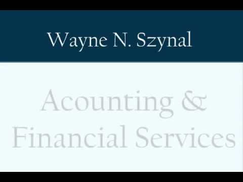 Wayne N. Szynal - Accounting and Financial Services in Media, PA