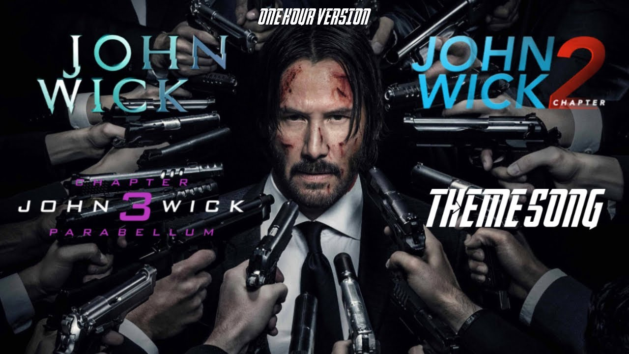 JOHN WICK (THEME SONG)   1 HOUR VERSION