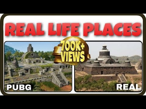 Real Life Places In Pubg Part 2 Real Life Sanhok And Miramar