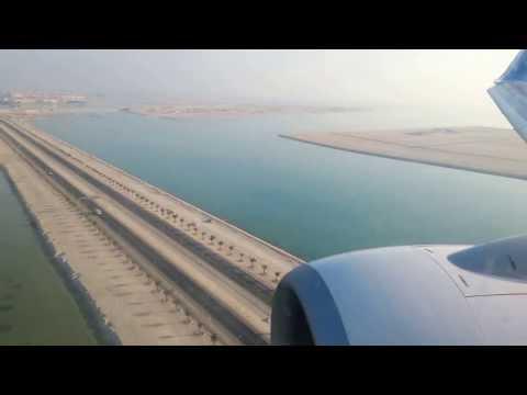 Flydubai Landing in BAHRAIN