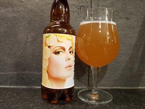Dr Hans Brewery Lemon Meringue Pie | Swedish Homebrew Review