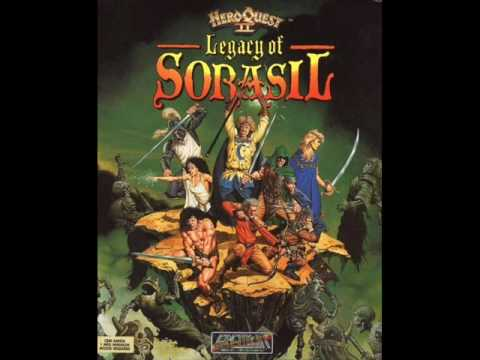 Trader Theme - Hero Quest II Legacy of Sorasil Music