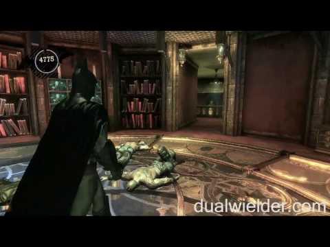 Batman: Arkham Asylum - Walkthrough Part 6 - Searching the ...