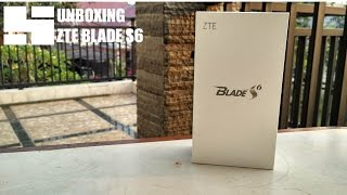 Unboxing ZTE Blade S6 indonesia