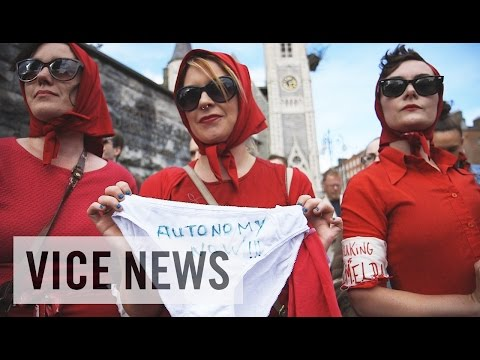 Debate Over Abortion Ban Rages On In Ireland