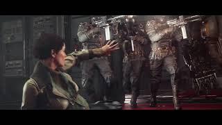 Второй трейлер игры Wolfenstein II: The New Colossus / Волчий камень (Вольфенштайн) 2: Новый Колосс