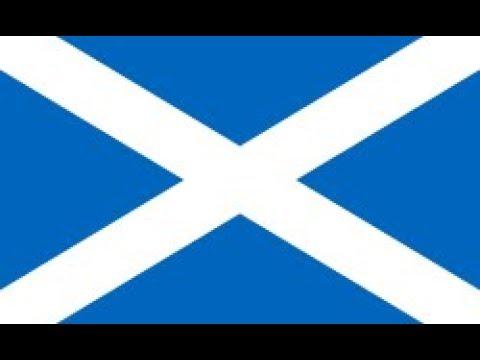 Моя поездка в Шотландию