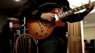 Sixty Second Jams #1 - Eleven Rack - Fulldrive 2 - Holy Grail - Gibson Les Paul - Boss RC 50