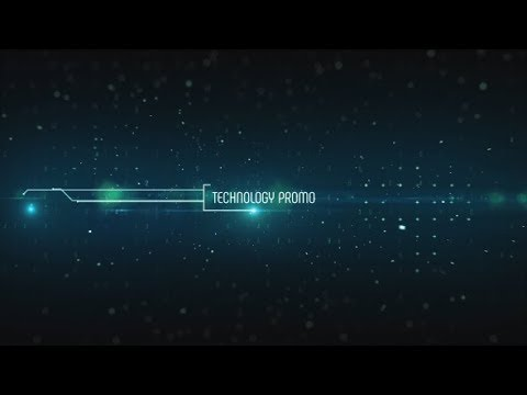 Technology Promo - After Effects Template - YouTube