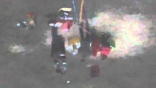 Шашлык во дворе (09.05.2014)