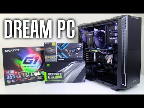 4000€ HIGH END Videoschnitt & Gaming PC - Bau & Spieletest!