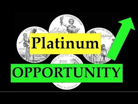 Platinum & Palladium Price Update - February 20, 2019 + Platinum Opportunity