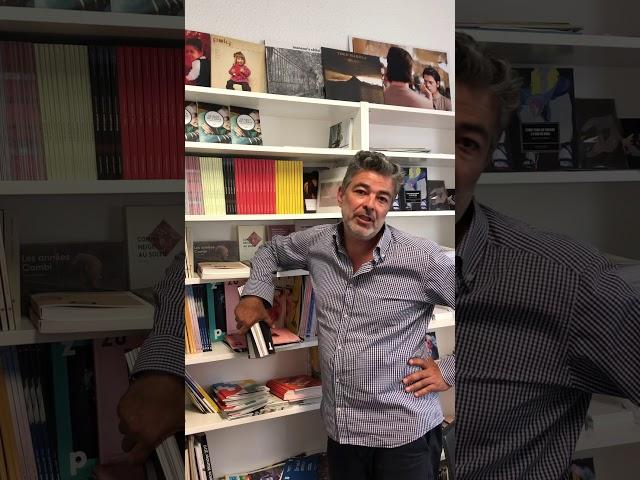 Bruno Chibane, gérant de CHICMEDIAS