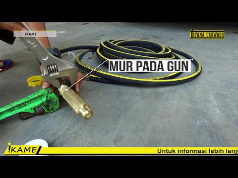 Langkah Pemasangan Gun Vmp IKAME