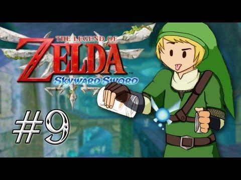 Zelda Skyward Sword: Licky Licky Protagonist! (EP09)