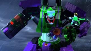 LEGO Batman - Der Film: Ausschnitt 3- Vereinigung der Superhelden