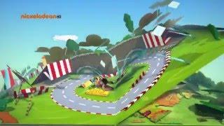 Зак и Кряк Поп гонки  6  серия