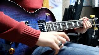 「デレステ」 ガールズ・イン・ザ・フロンティア(걸즈 인 더 프론티어/Girls in the Frontier)  Full Guitar Cover