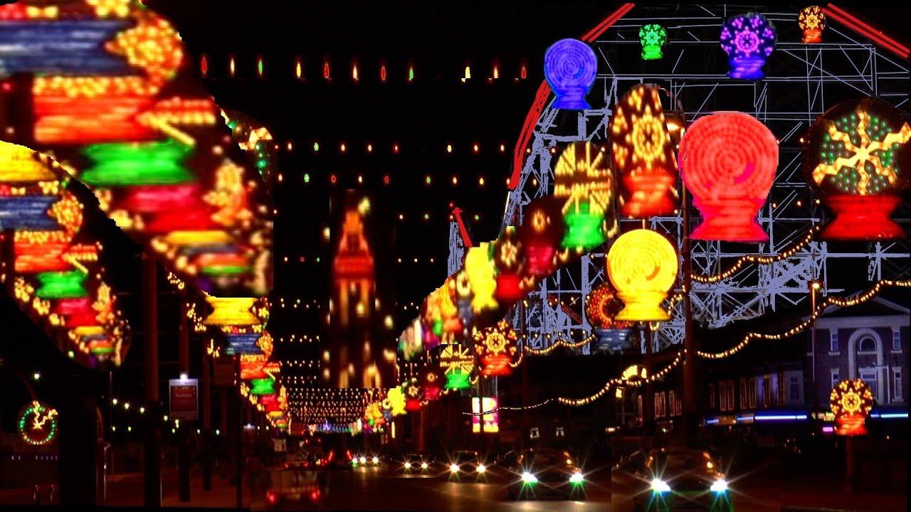 Blackpool Illuminations | Media Wiki | FANDOM powered by Wikia