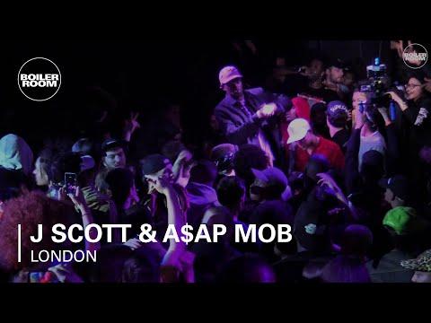 J Scott & A$AP Mob - Boiler Room London DJ Set