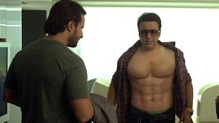 CHECK OUT: Govinda's Six Pack Abs Avatar in Happy Ending