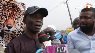 How Police Stopped Amotekun Protest In Lagos