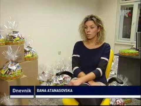"""Izjava Đane Atanasovske nakon konferencije Udruge """"Hrabro dijete"""" - 05.12.2013."""