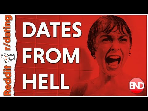 Online hookup horror dates from hell
